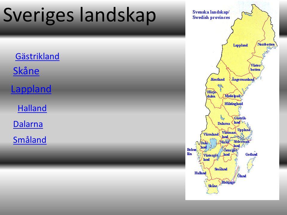 Gästrikland startsida Gästrikland är ett landskap i södra norrland.