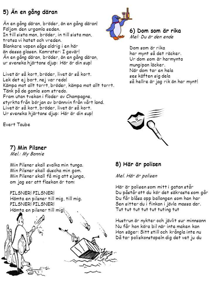 9) Fredmans sång nr.