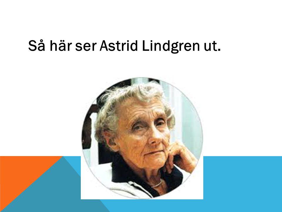 Hon föddes 1907 och dog 2002