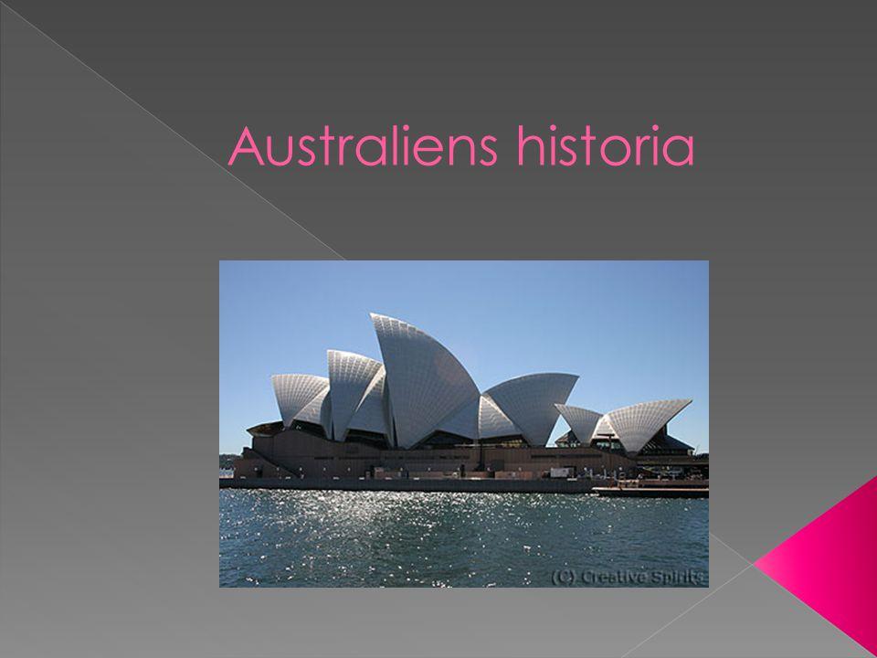 Av de sex kolonier bildades 1901 den australiska statsfederationen.