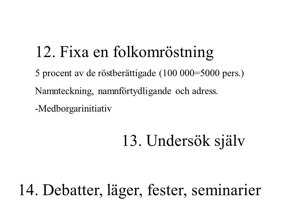 10. Anmäl -Priser & utmärkelser www.plural.se -Jobbansökningar 11.