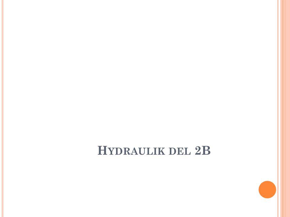 H YDRAULIK DEL 2B