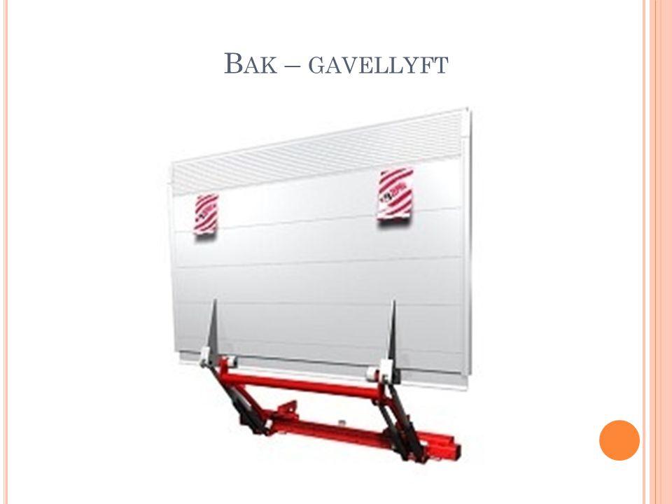 B AK – GAVELLYFT