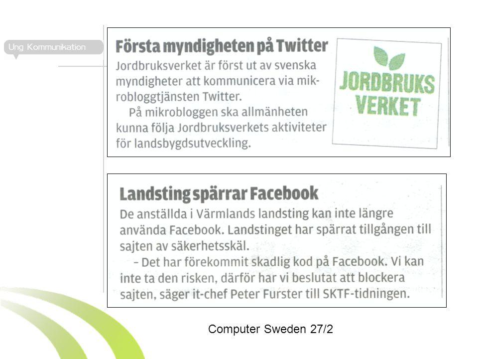Computer Sweden 27/2