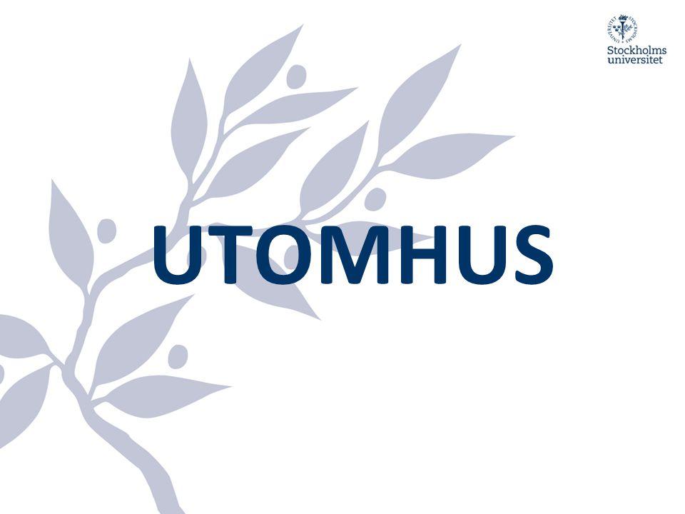 UTOMHUS