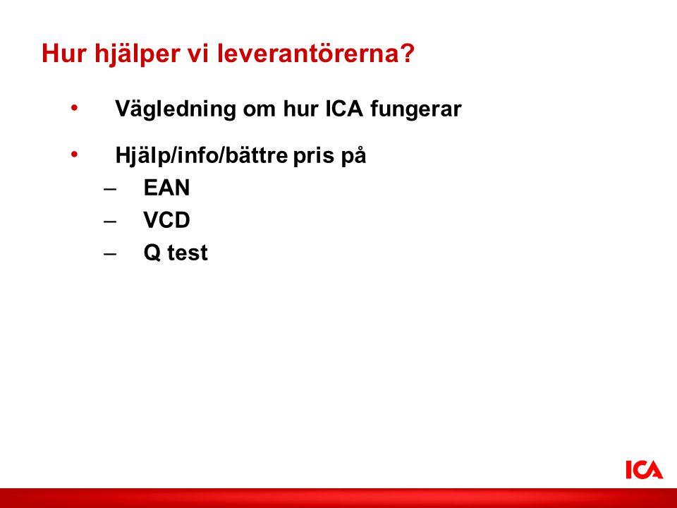 ICA AB /Smak på lokalt Lokalt Regionalt Nationellt ….från lokalt till nationellt Internationellt Leverantör B B BB B B