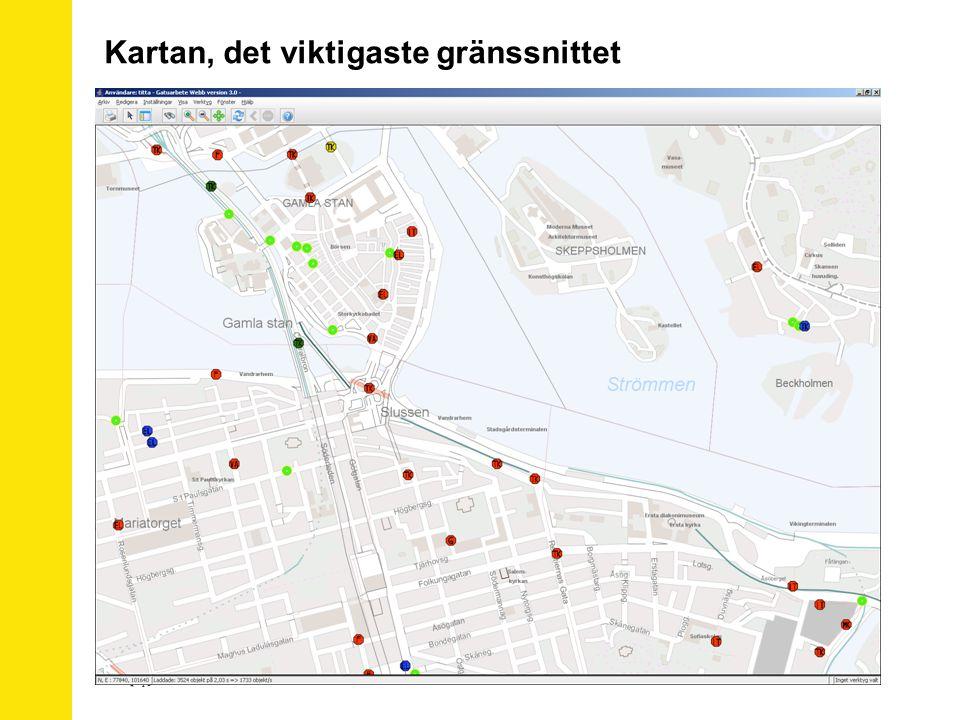 2006-11-23 Kartan, det viktigaste gränssnittet