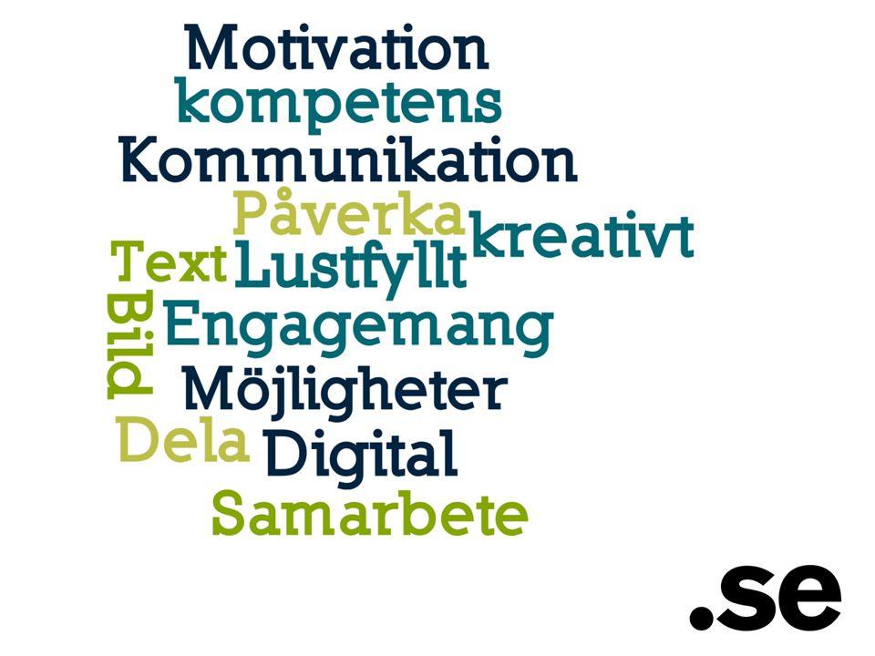 Olika bloggar • Webbstjärnan • Wordpress.com • Moobis.com • Blogger.com