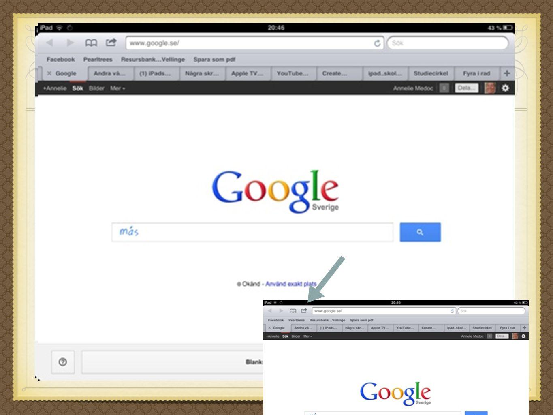 Lägg till på hemskärm Nyhetsgrupper, söka på google Automatisk nerladdning 5 ipads Lita inte på att det fungerar! wifi? Begär åtkomst till bilder
