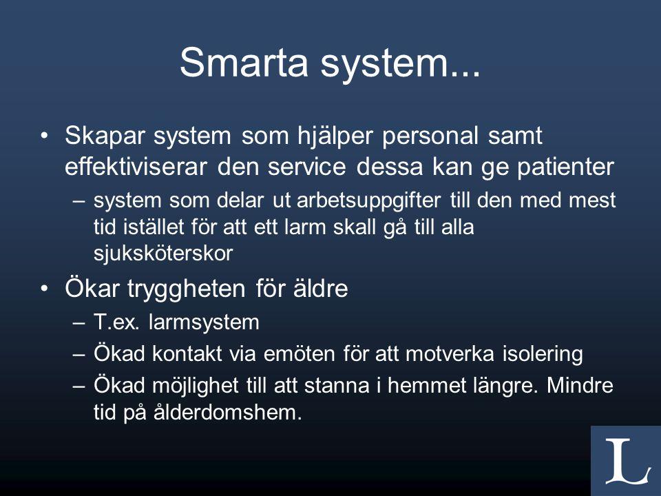 Smarta system...