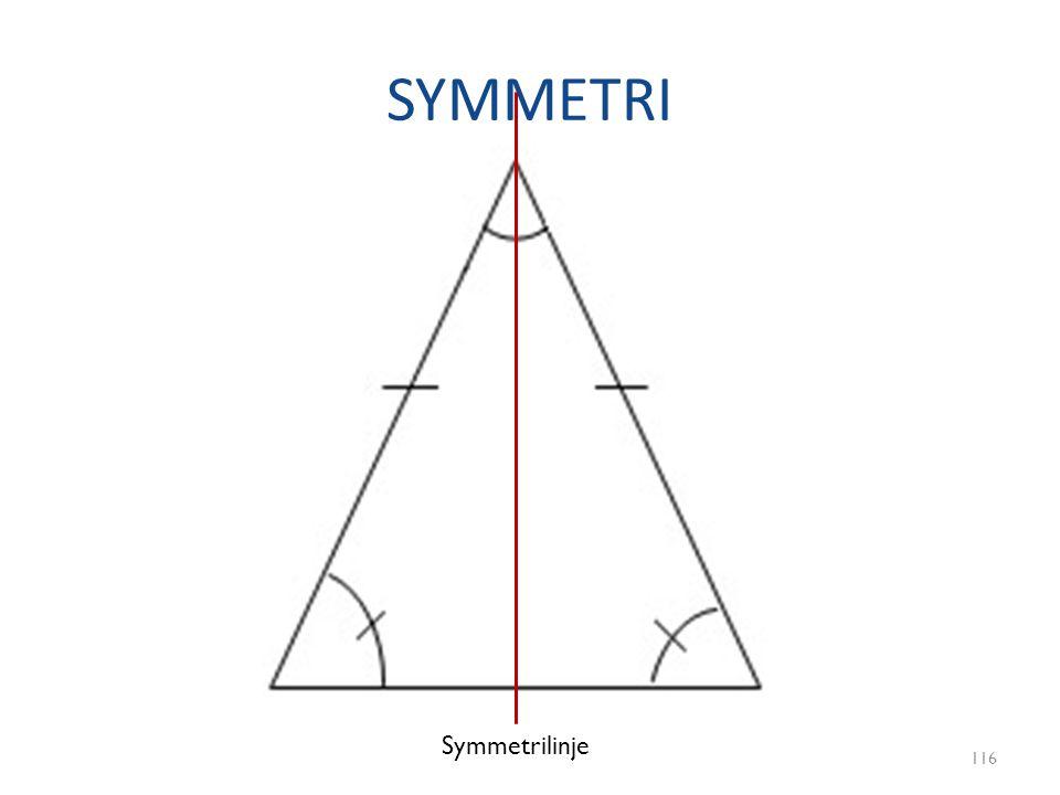 SYMMETRI 116 Symmetrilinje