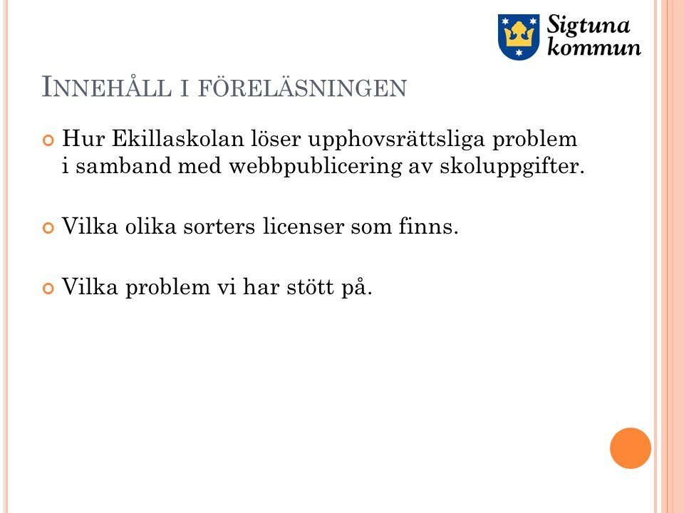 K ONTAKTUPPGIFTER Blogg: andreasnordh.se E-post: andreas.nordh@edu.sigtuna.se Twitter: @nordhofsweden Facebook: facebook.com/Nordh