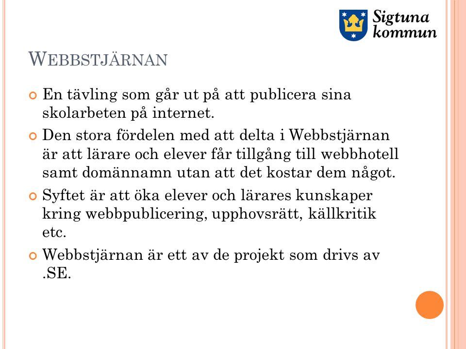 E KILLANYTT.SE – E KILLASKOLANS SKOLTIDNING Skapas på profilen 'samhälle och media'.