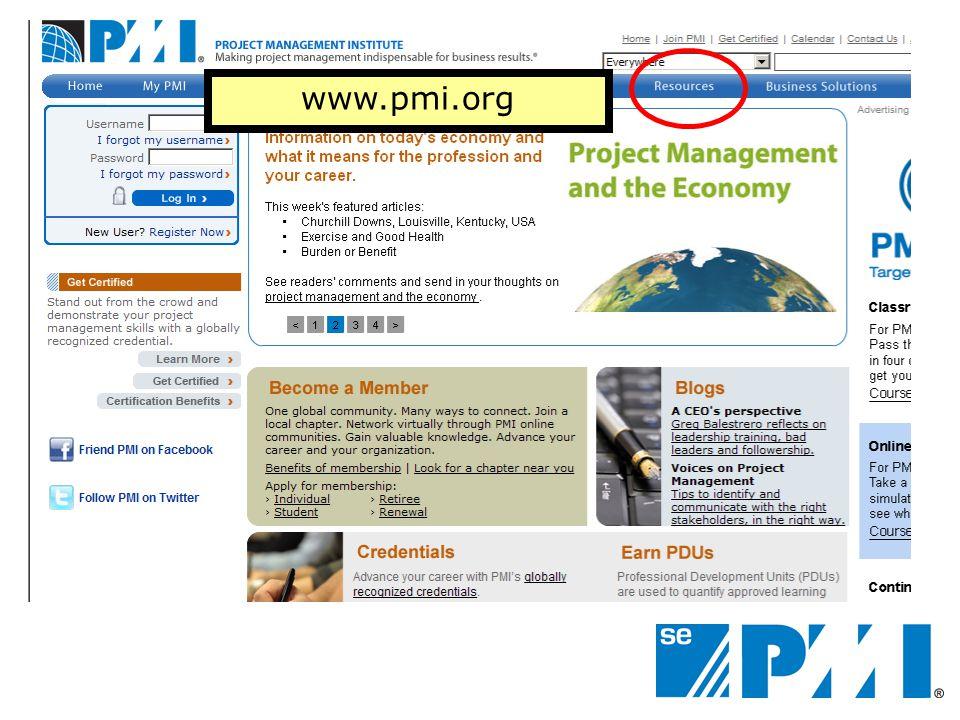 www.pmi.org