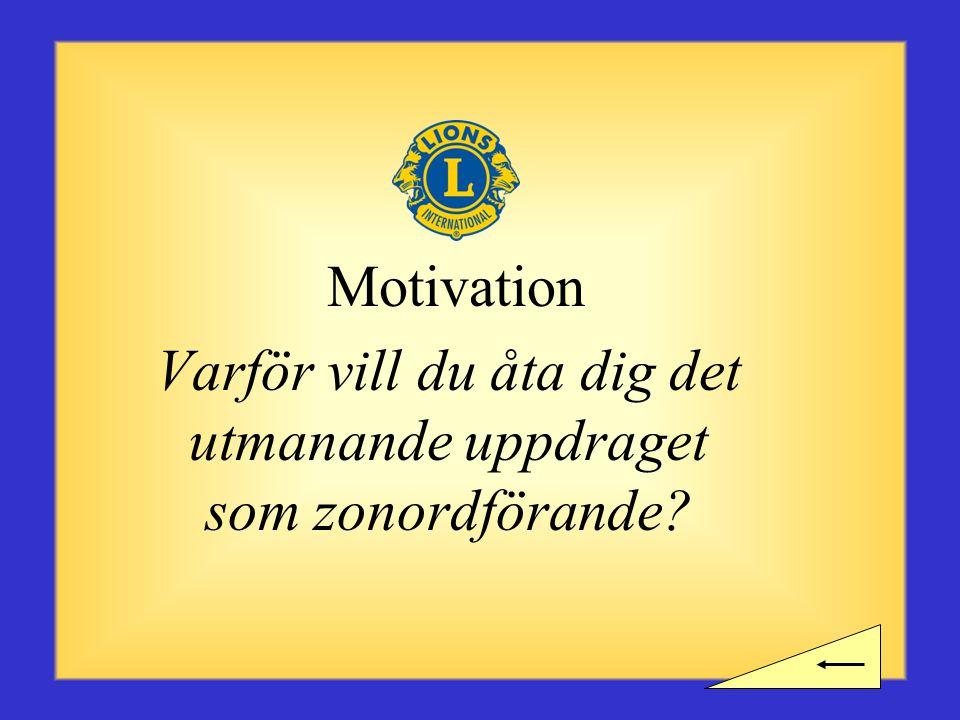 Rast? •Behöver du ta rast innan du börjar med nästa del som handlar om motivation?