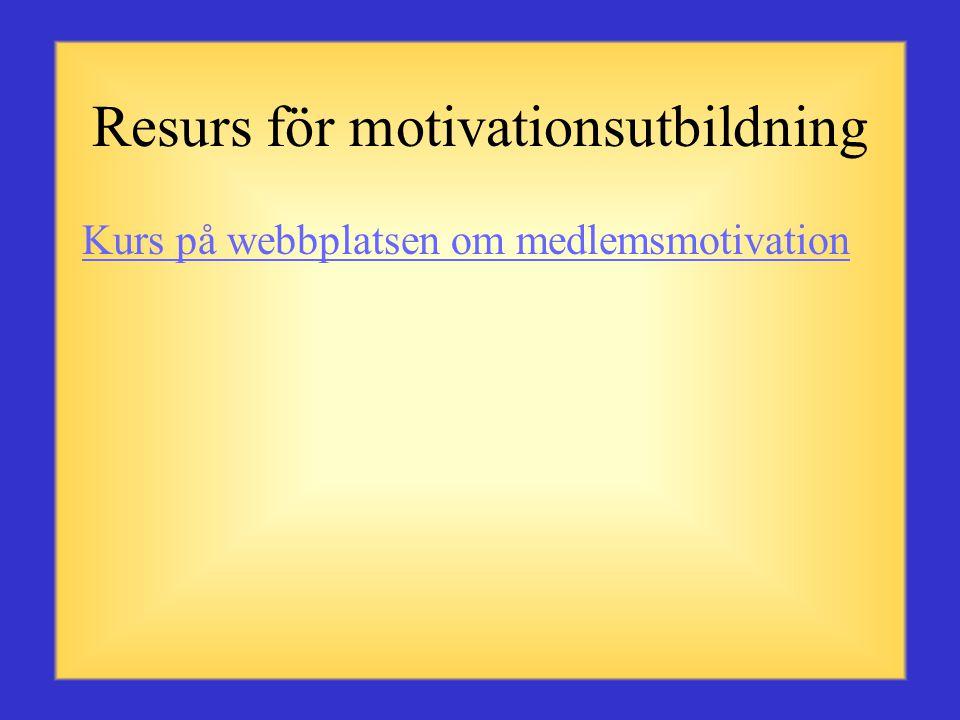 McClellands motivationsteori Den som är motiverad av kraft och auktoritet har behov av att vara inflytelserik, effektiv och vill göra intryck. Har ett