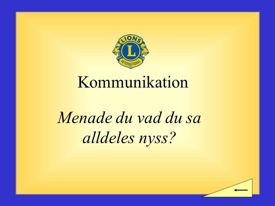 Rast? •Behöver du ta en rast innan övergången till nästa del som handlar om kommunikation?