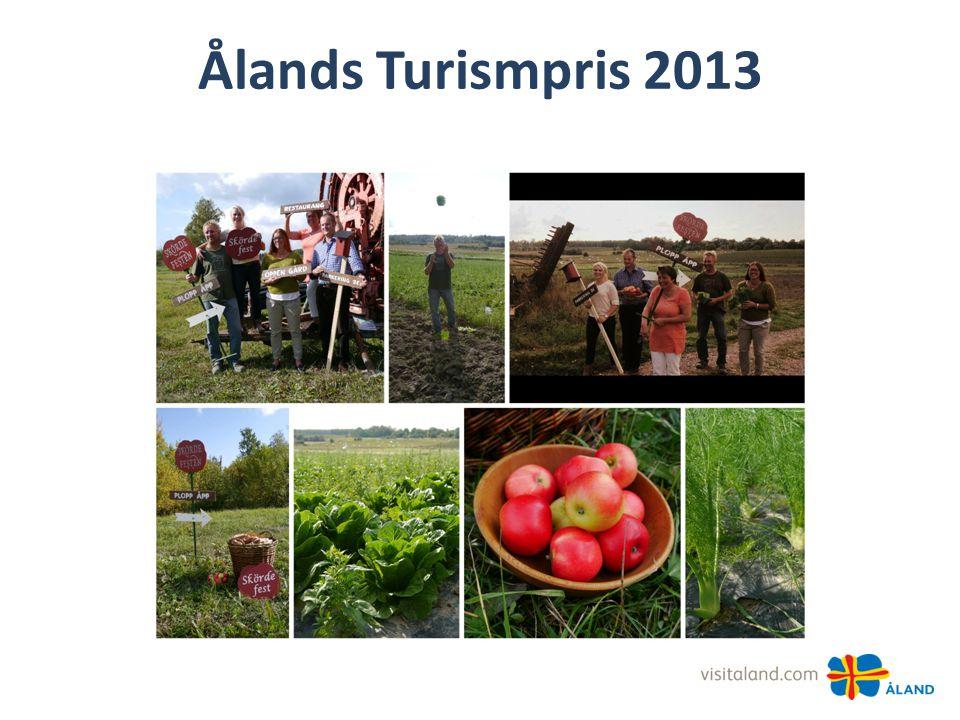 Ålands Turismpris 2013