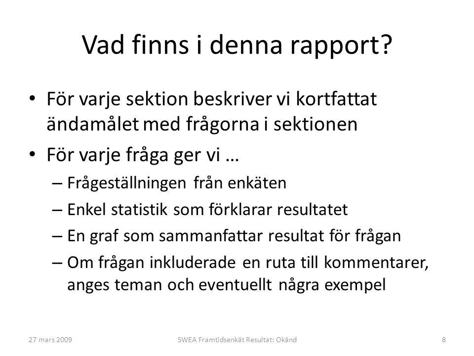 Fråga 24: Hur ofta bosatt utanför Sverige.