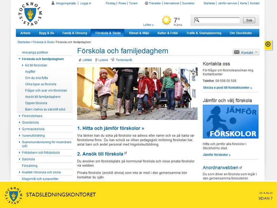 2014-06-30 SIDAN 7 STADSLEDNINGSKONTORET