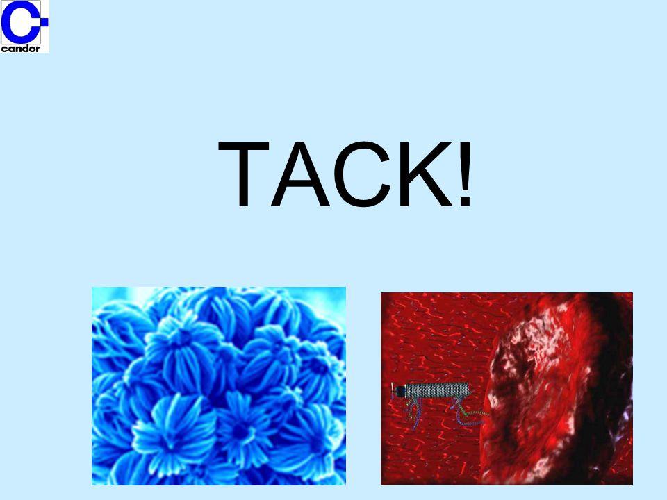 13 TACK!
