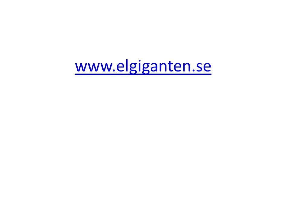 www.elgiganten.se