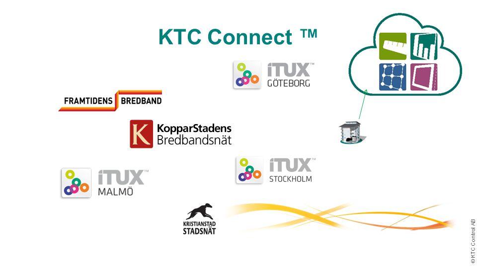 © KTC Control AB KTC Connect ™