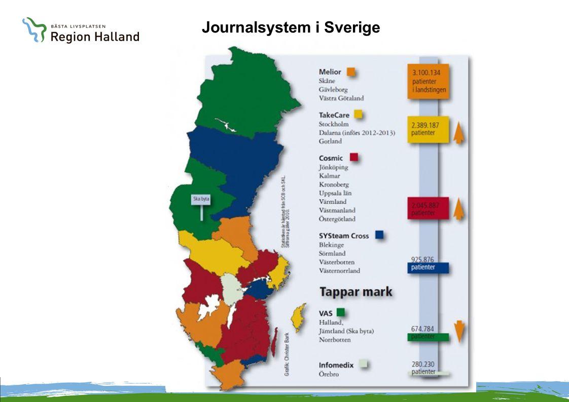 Journalsystem i Sverige