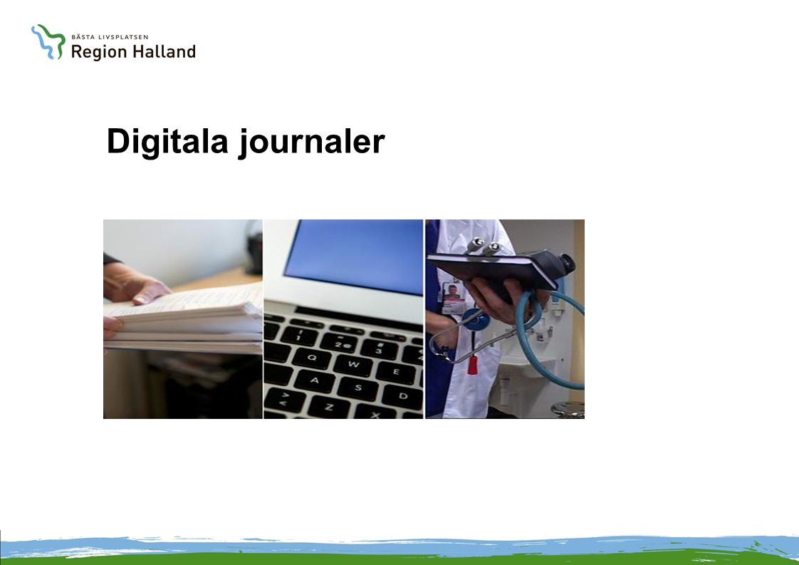 Digitala journaler