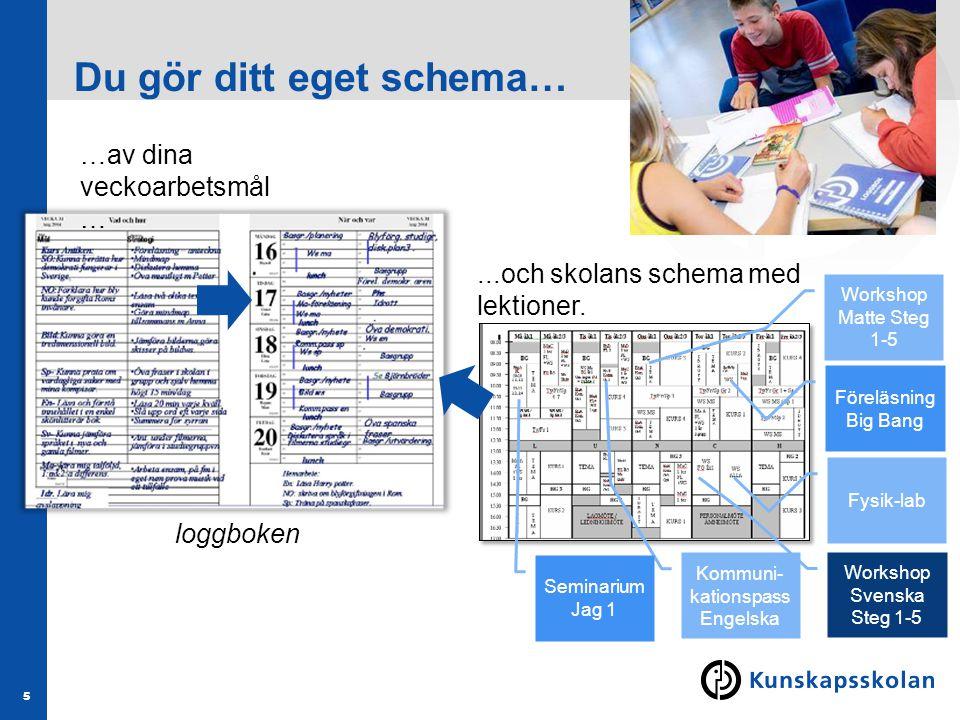 16 Lönesystem Grundskolan 1.Personliga handledaren 2.