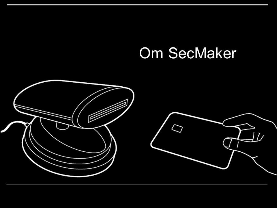 Om SecMaker