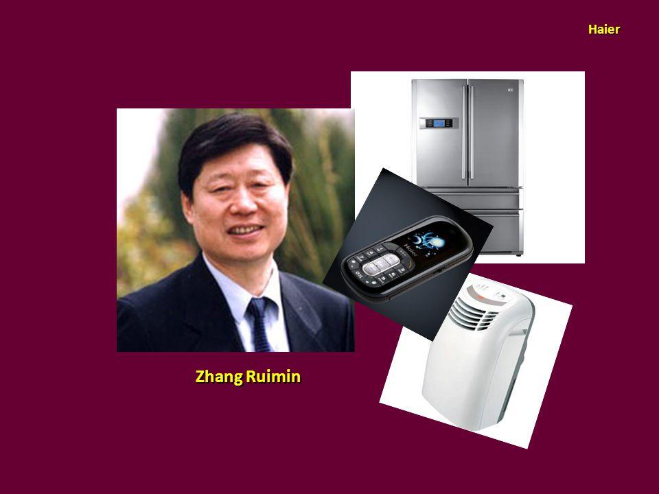 Haier Zhang Ruimin