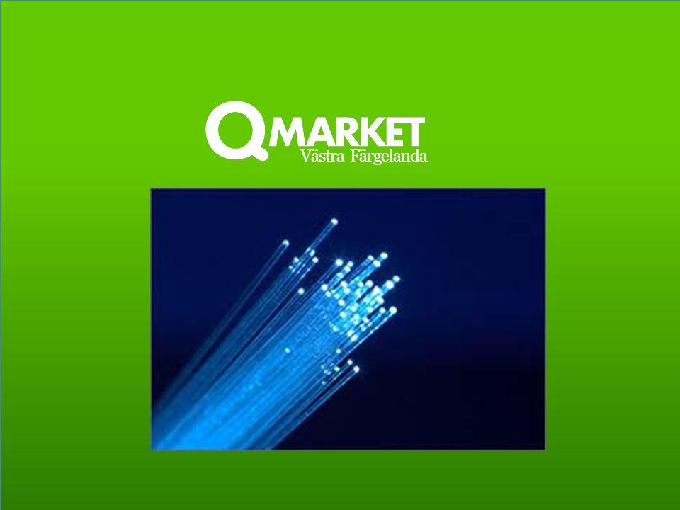 Qmarket | Fiber från Qmarket Västra Färgelanda