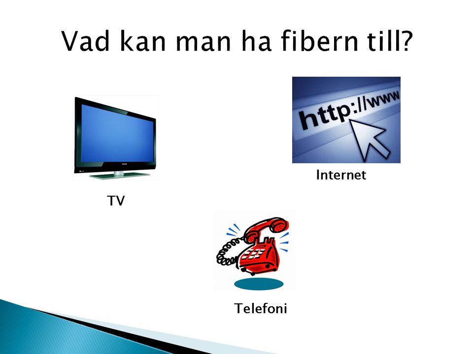Internet Telefoni TV