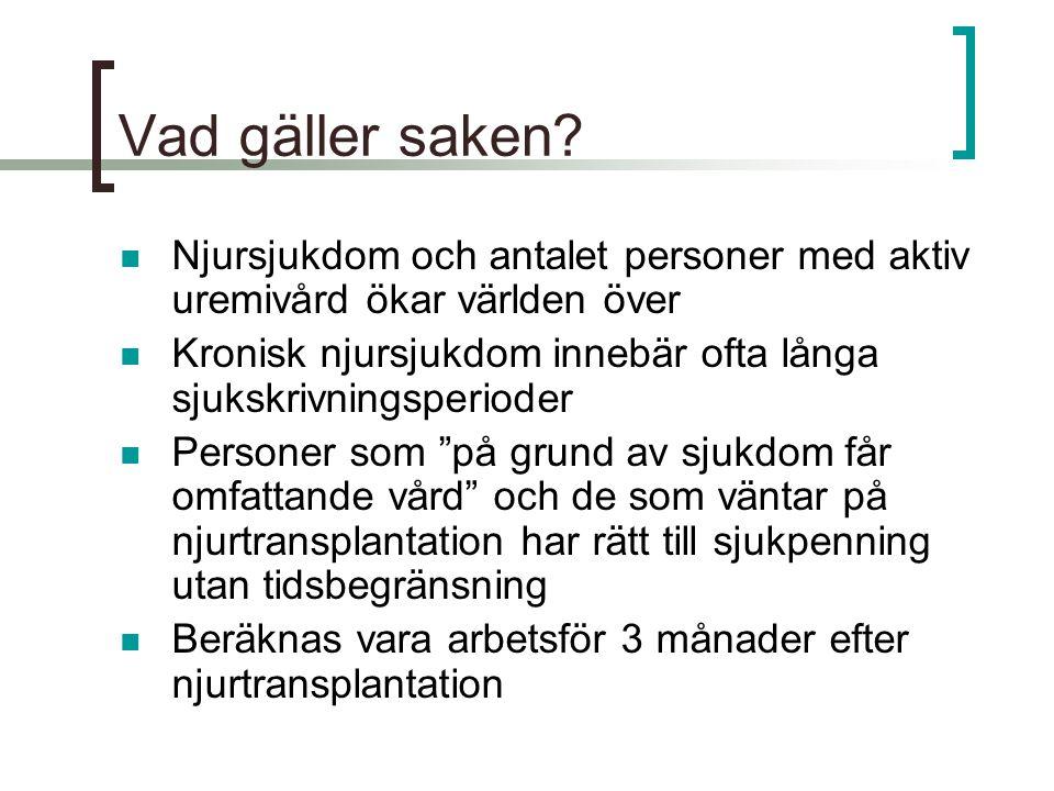 Intervjuare: Hur har din kontakt med Förs...? Intervjuperson: Jag pratar inte med dom.