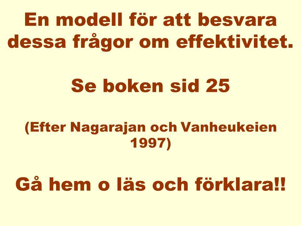 SÄKERHETSFRÄMJANDE ARBETE FÖR BARN 1.