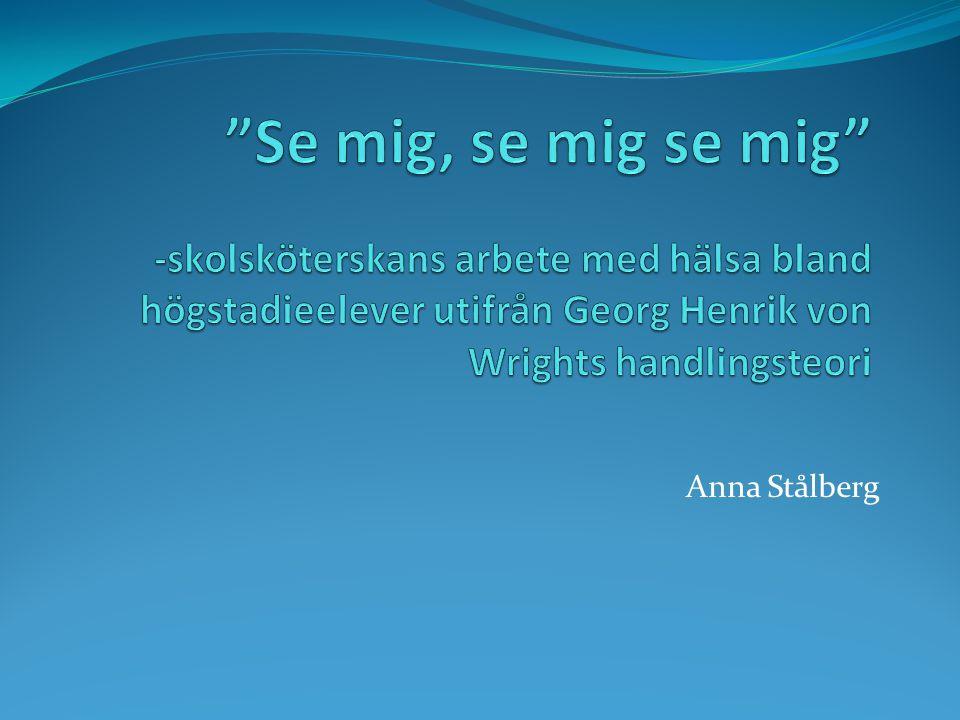 Anna Stålberg