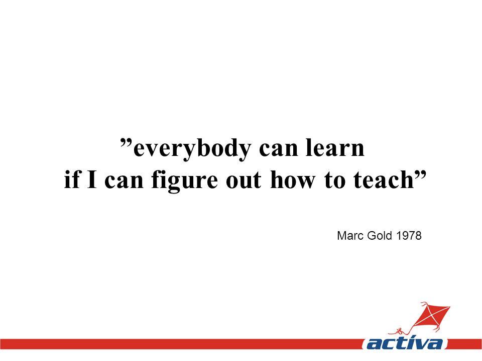 huvudtanken är att alla är arbetsdugliga… och huruvida man lyckas eller misslyckas på arbetsplatsen beror på det sociala sammanhanget och det stöd som finns tillgängligt. DiLeo 1993