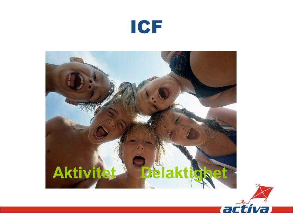 ICF AktivitetDelaktighet