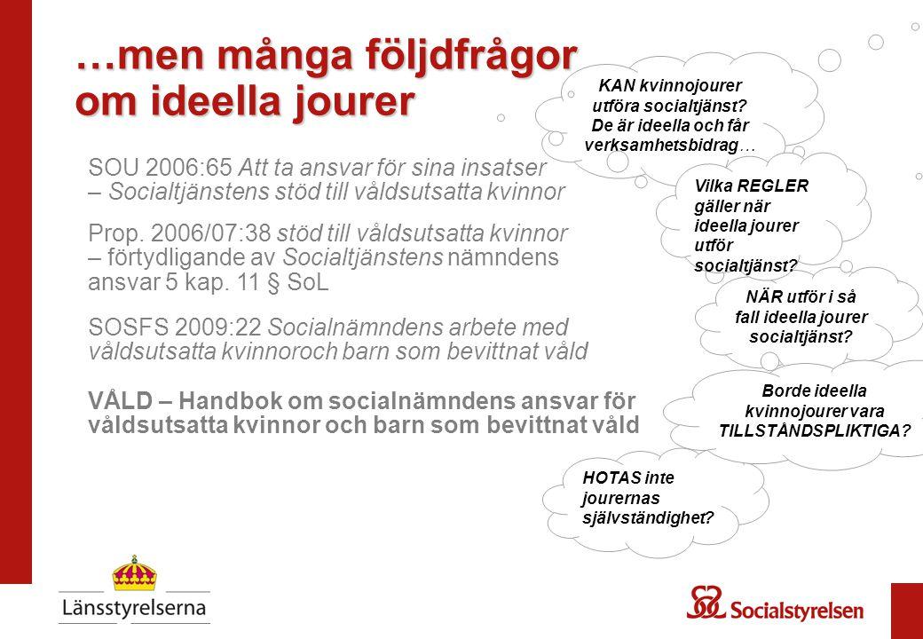 SOU 2006:65 Att ta ansvar för sina insatser – Socialtjänstens stöd till våldsutsatta kvinnor Prop.