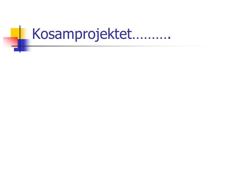 Resursgruppsarbete Varför resursgruppsarbete.