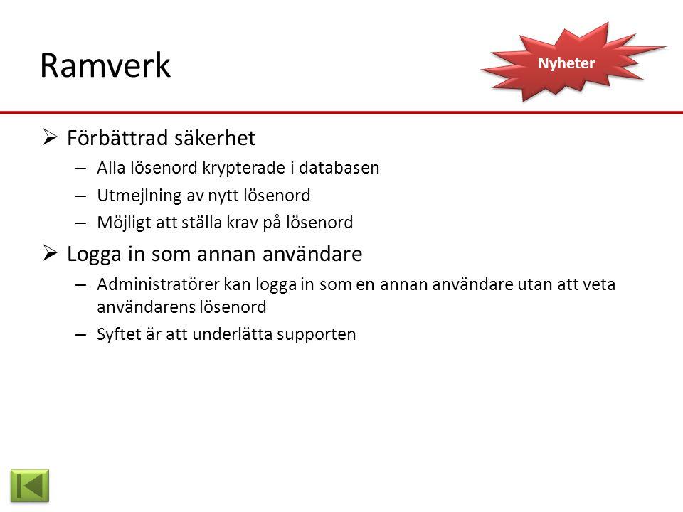 Systemkonfiguration Nyckelord Måttmallar Textfält Dokumenthantering Konsolideringsfält Kommentarsinställningar Aktivitetsinställningar E-postpåminnelser Utseendeinställningar Språkinställningar