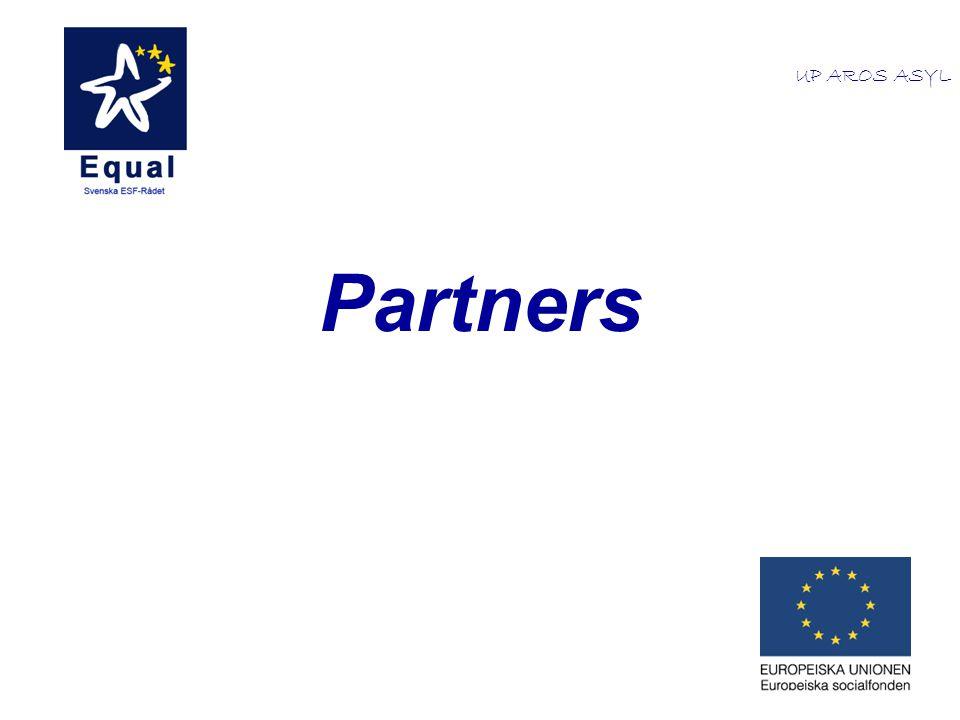 Partners UP AROS ASYL
