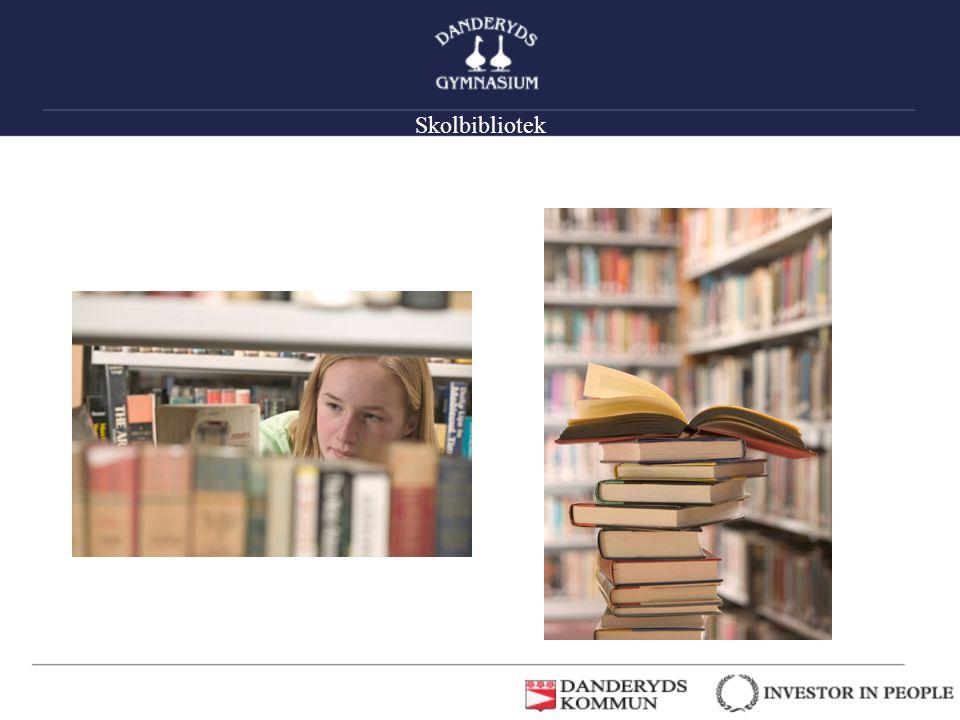 Skolbibliotek