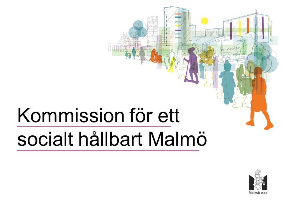 Kommission för ett socialt hållbart Malmö