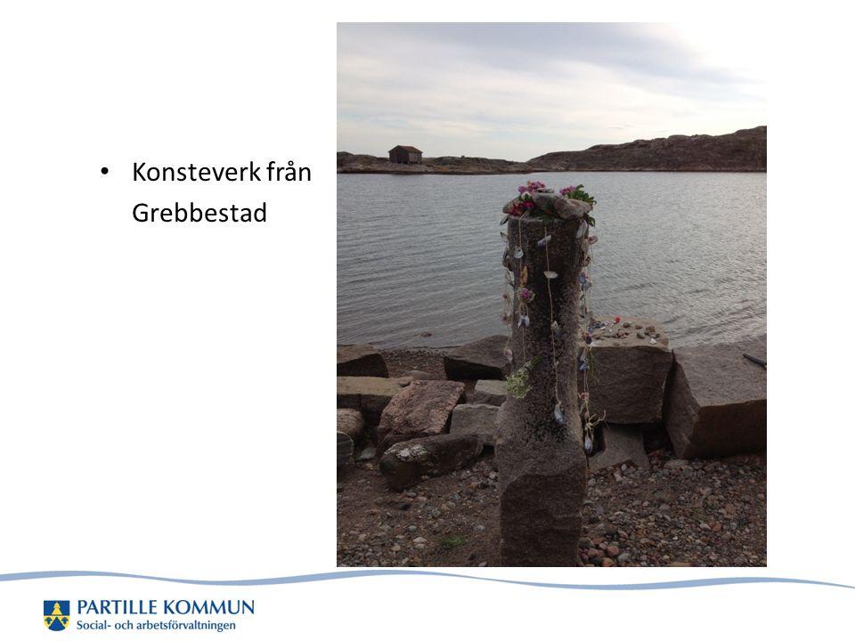 • Konsteverk från Grebbestad