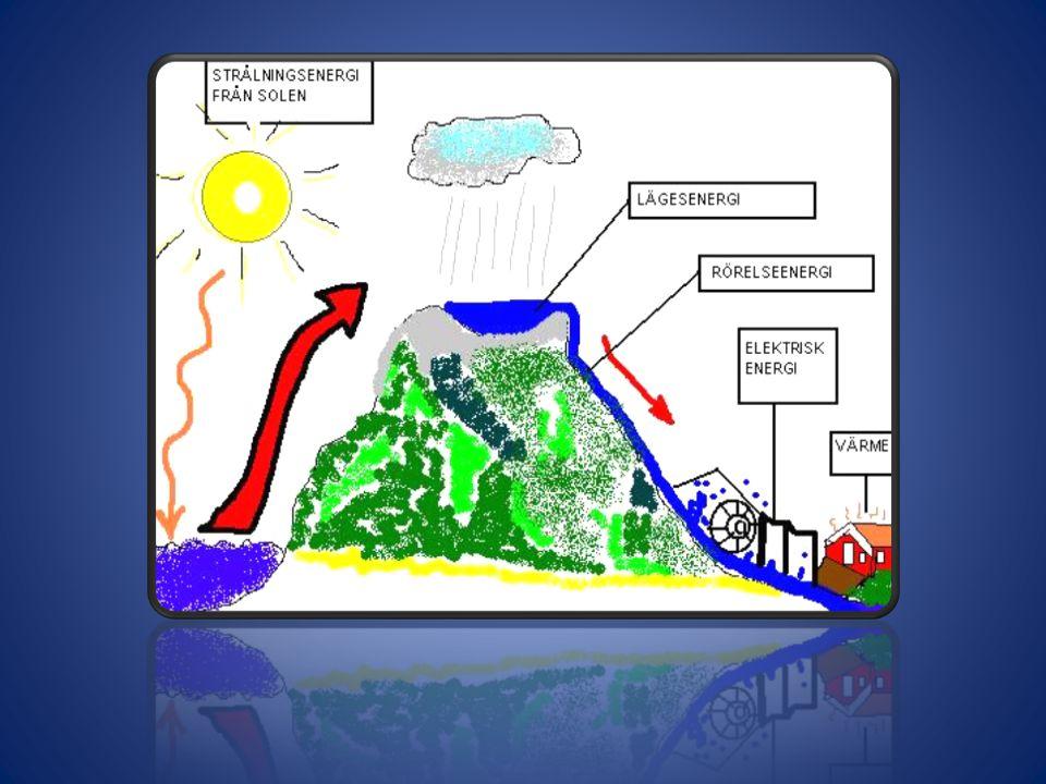 Effekt, P (power) • Effekten anger hur mycket arbete som utförs per sekund • Enheten är watt, W (1 Nm/s = 1 W) • Formel: P = W/t W = arbete i Nm t = tid i sekunder