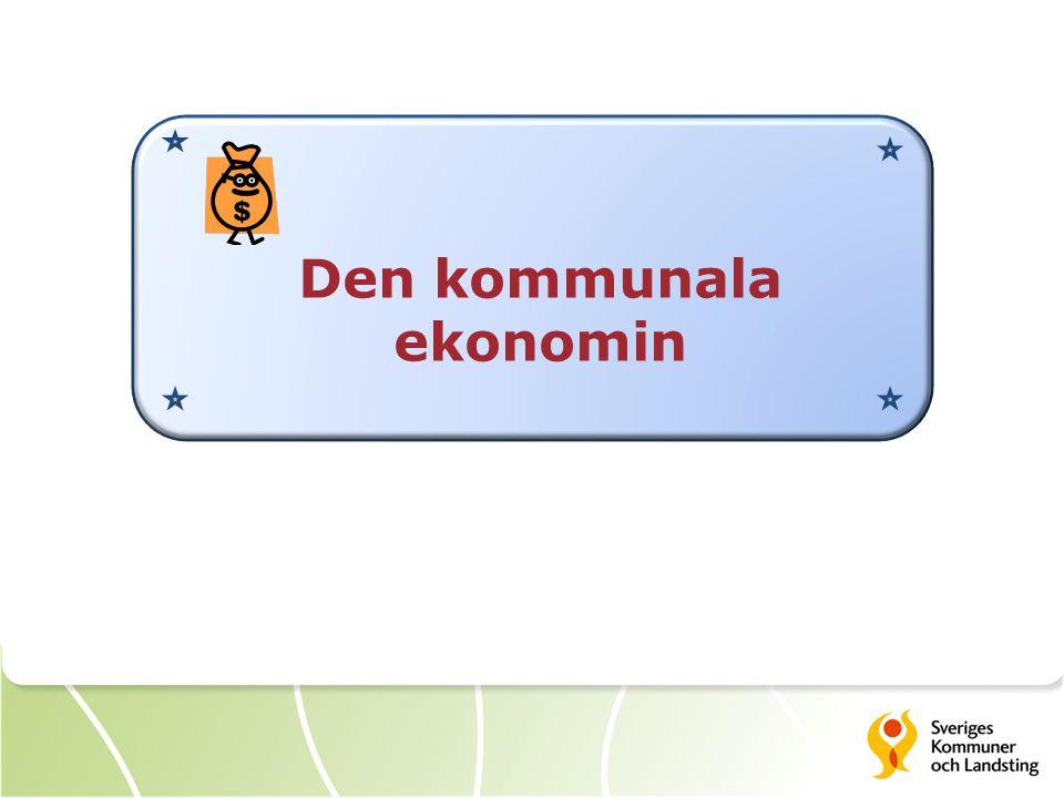 Den kommunala ekonomin