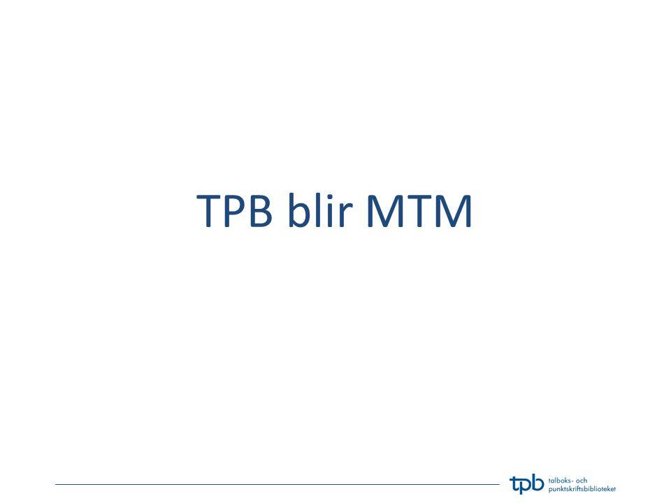 Vad är det för fel på TPB.