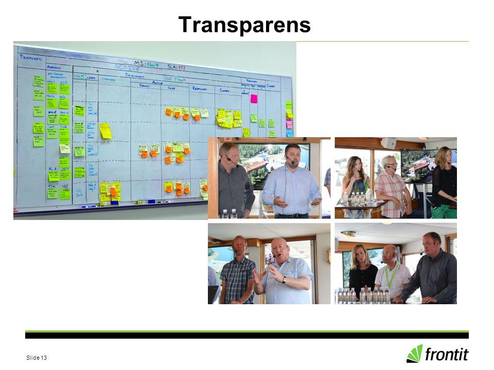 Slide 13 Transparens